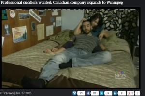 Cuddle Winnipeg
