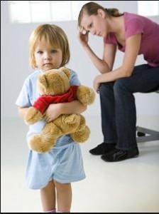 Depressed parent